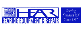 Hearing Equipment & Repair logo