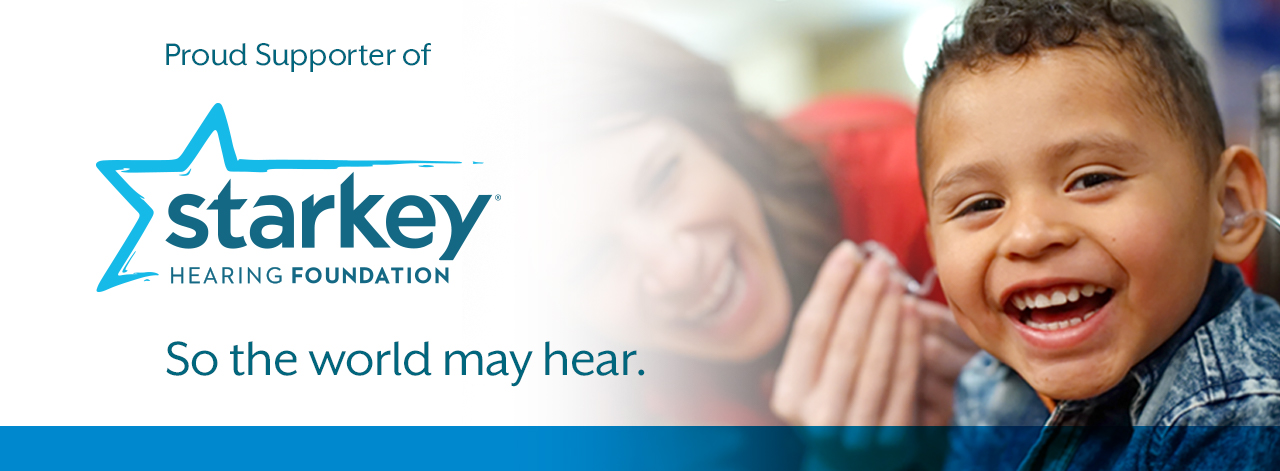 Hearing Aids/Starkey Hearing Foundation